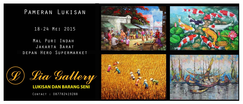 pameran lukisan jual
