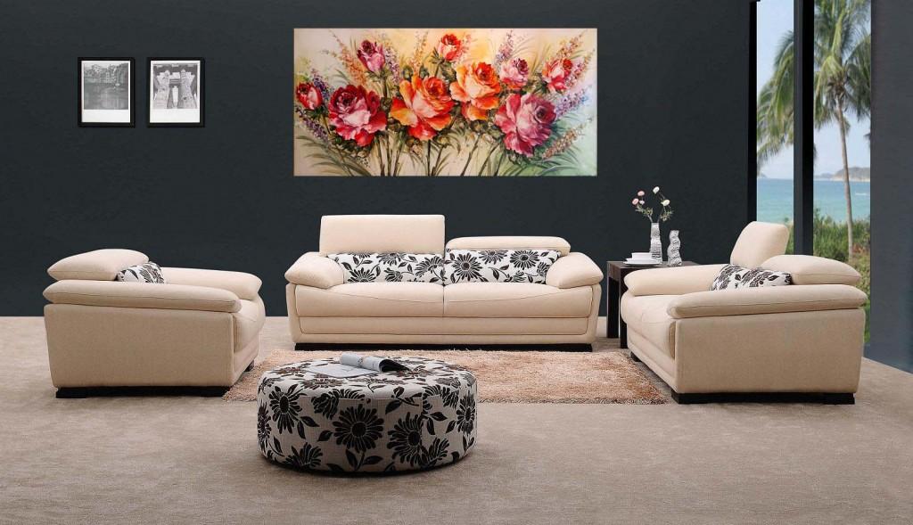 Lia Gallery | Bunga Lukisan Natural