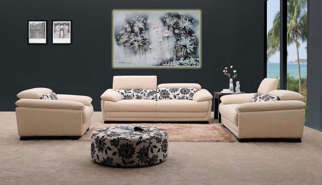 Lia Gallery | Teratai - Lukisan Dekoratif Interior