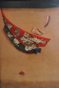 Lia Gallery | Sendiri - Lukisan Dekoratif