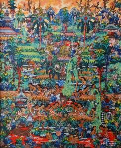 Lia Gallery | Pemandangan (3) - Lukisan Dekoratif