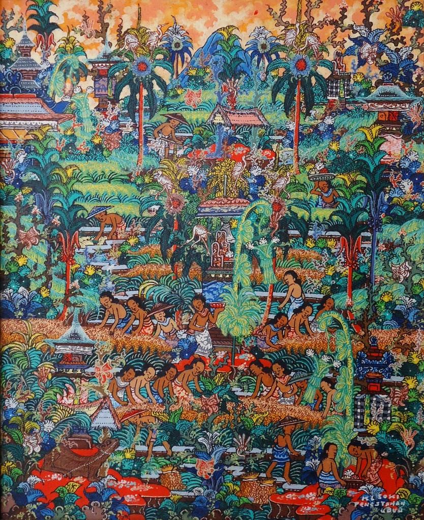 Lia Gallery   Pemandangan (3) - Lukisan Dekoratif