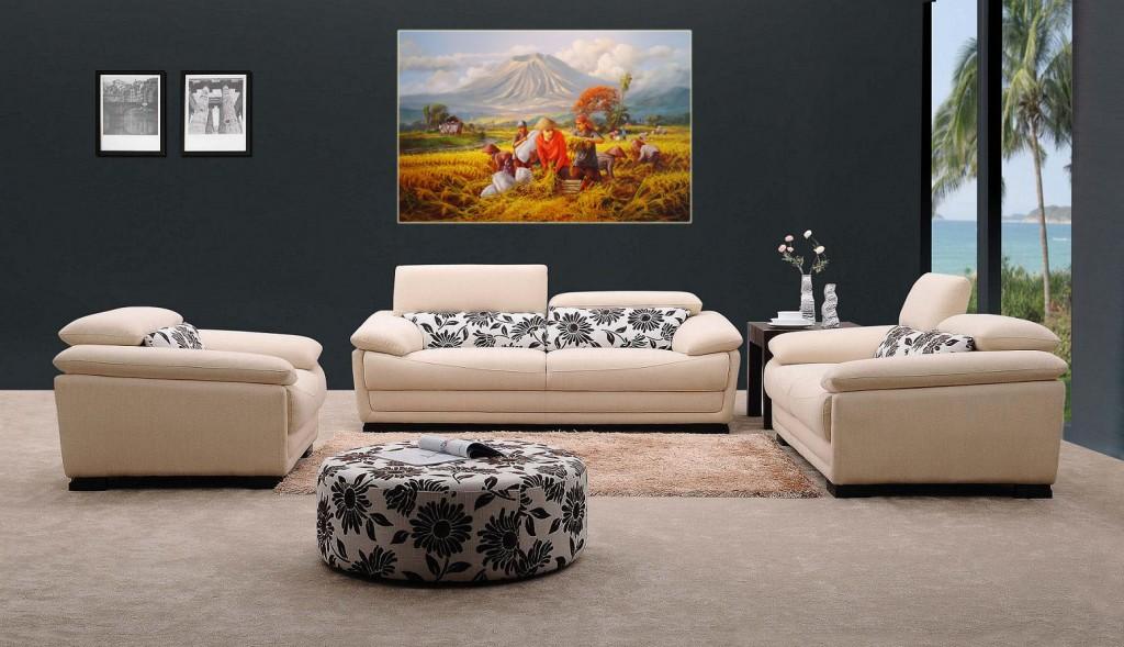 Lukisan Panen Raya Lia Gallery - Natural Interior