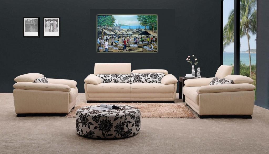 Lukisan Pasar Ikan- Lia Gallery - Natural Interior